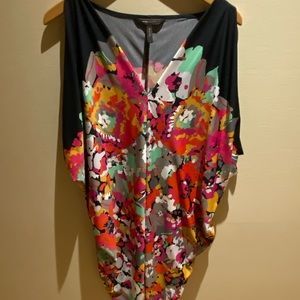 BCBG MaxAzria Floral Dress